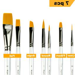Art Paint Brushes for Acrylic Painting Watercolor Oil - Body