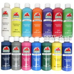 BIG 8oz Acrylic Paint Apple Barrel Matte - Choose Any 1 Colo