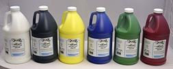 Sax True Flow Heavy Body Acrylic Paint, 1/2 Gallon, Assorted