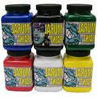 Chroma Acrylic Mural Paint Set of 6 16 oz. Jars - Primary Co