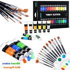 Ohuhu Acrylic Paint Set 24 Colors Acrylic Painting Kit & Art
