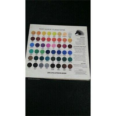 MyArtscape Acrylic Paint Set - 48 for