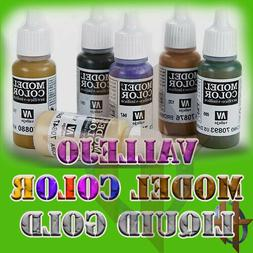 Vallejo Model Color Acrylic Paint 17 ML 218 Different Choice