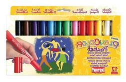 playcolor thin solid tempera assorted matte color